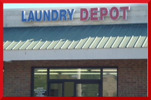 Laundry Depot - 311 Congress Pkwy N. Athens, TN 37303